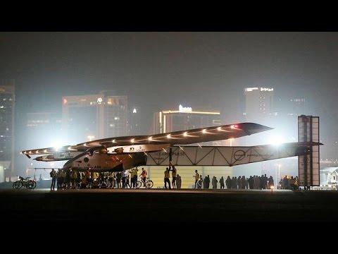 Solar Impulse compie il giro del mondo