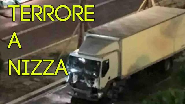 Francia, attentato a Nizza: camion sulla folla: decine di morti