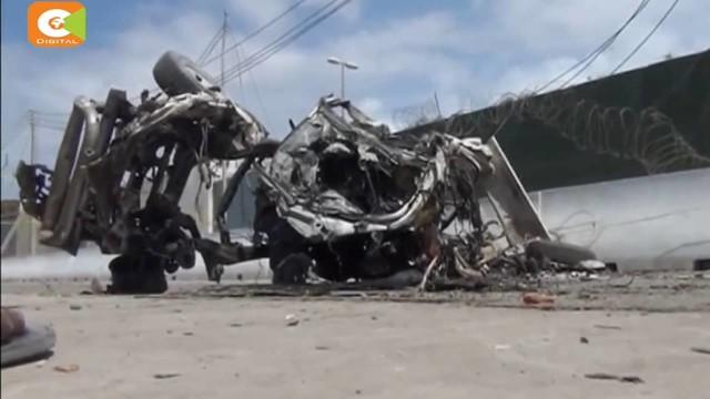 Mogadiscio: le bombe in aeroporto causano 13 morti