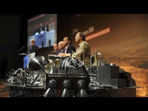 Il lander SCHIAPPARELLI su Marte tace