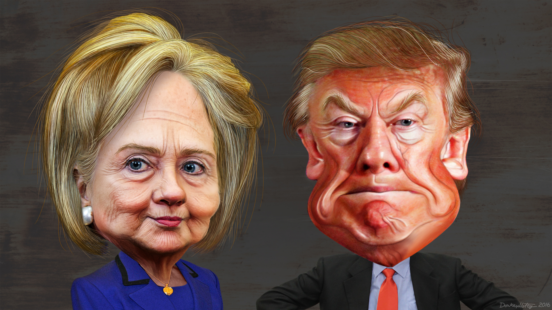donald trump vs hillary clinton debate parody. Black Bedroom Furniture Sets. Home Design Ideas