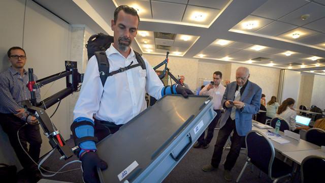 Robo-Mate: un esoscheletro per sollevare carichi pesanti