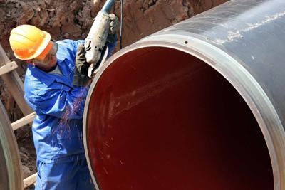Il gasdotto della Tap (Trans Adriatic Pipeline)