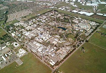 Vista aerea del laboratorio americano LLNL