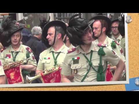 Raduno dei Bersaglieri a Pescara – 21 maggio 2017