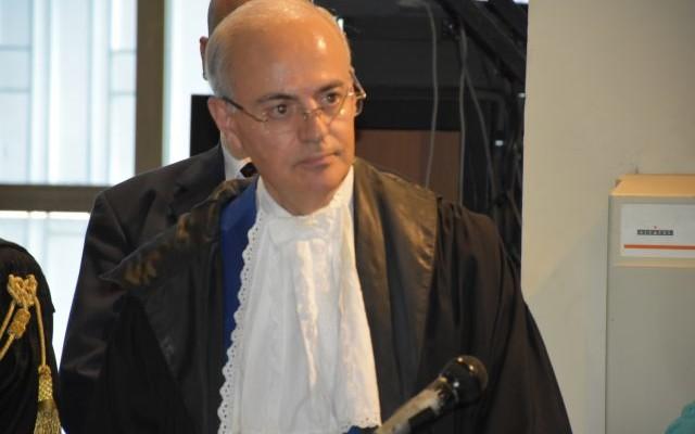 Il Procuratore capo di Catania Carmelo Zuccaro