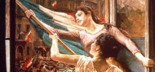 Antonio Scurati : Le Cinque Giornate di Milano La sovranità non è un guscio vuoto