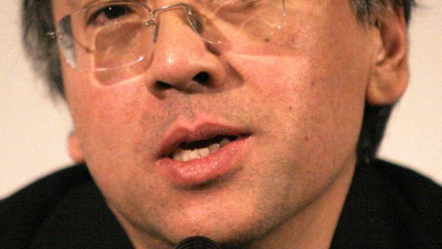 Nobel a Kazuo Ishiguro