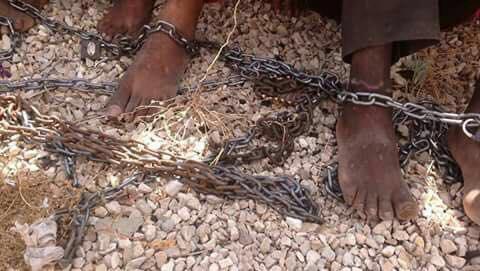 Libia: I nuovi schiavi 2017