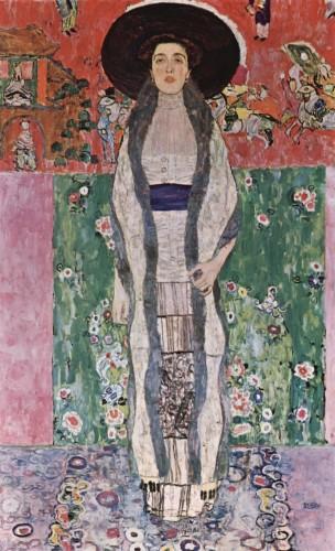 Il ritratto di Adele Bloch-Bauer II di Gustav Klimt