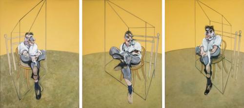 Il trittico di Francis Bacon