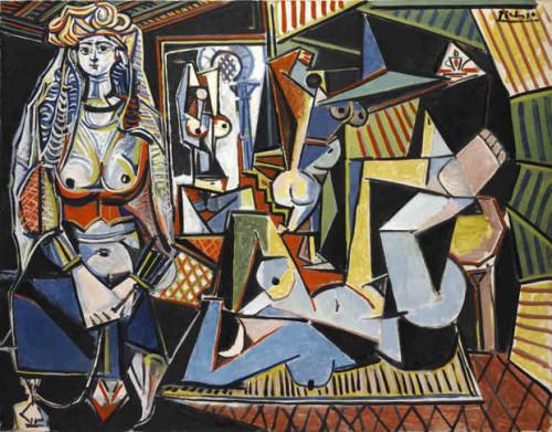 Women of Algiers (versione O) di Pablo Picasso