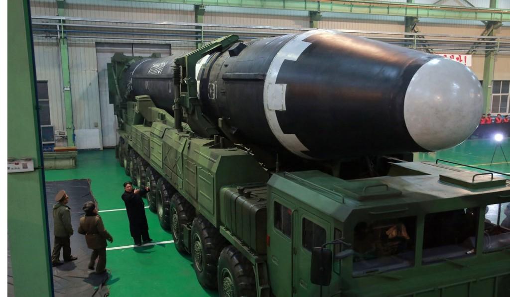 Hwasong-15: la minaccia globale