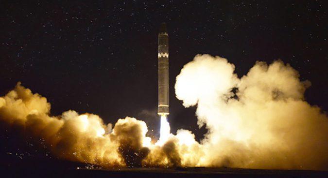 Hwasong-15: minaccia globale