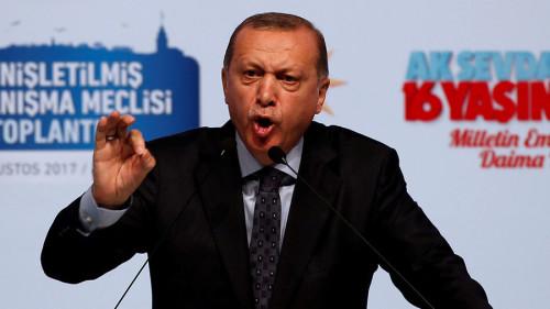 La Turchia minaccia di tagliare i legami diplomatici con Israele se gli Stati Uniti riconoscono Gerusalemme come capitale