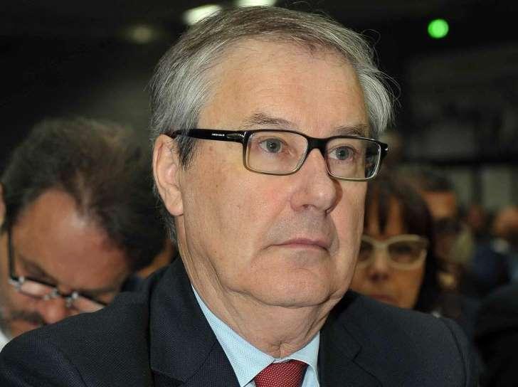Pier Luigi Boschi, padre di Maria Elena (il sottosegretario alla presidenza del Consiglio) ed ex vicepresidente di Banca Etruria