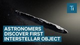 Misterioso oggetto interstellare attraversa il sistema solare: tecnologia aliena?