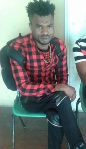Innocent Oseghale il nigeriano con permesso di soggiorno scaduto da tempo e precedenti per droga