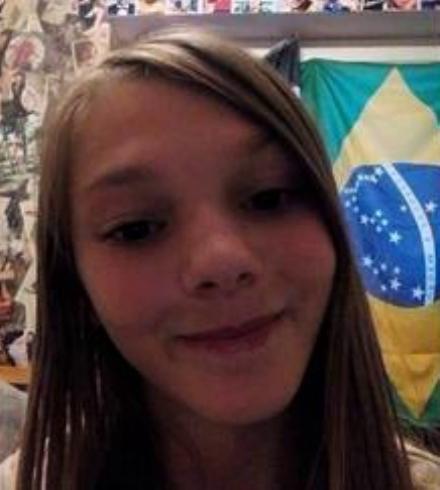 Angélique Six 13enne vittima del pedofilo