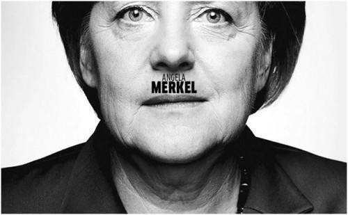 Merkel Hitler