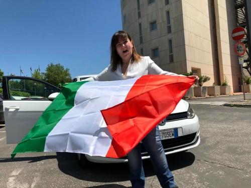 2 giugno 2018 Laura Agea e il Governo del Cambiamento
