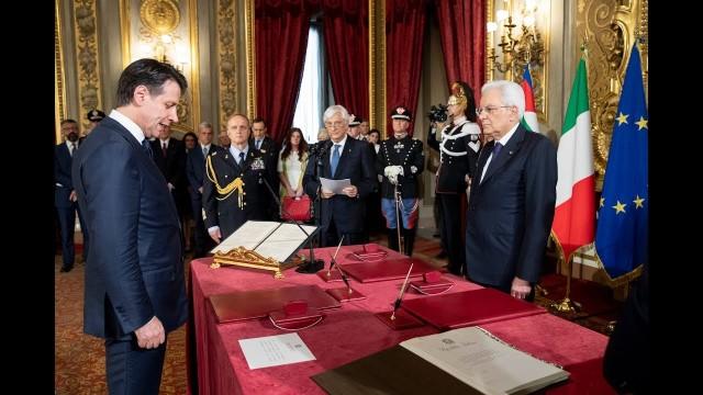 Nasce la Terza Repubblica Italiana