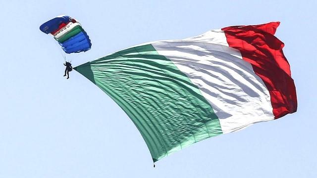 2 GIUGNO 2018 Roma – Parata della Festa della Repubblica
