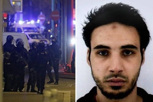 Cherif Chekatt l'attentatore di Strasburgo