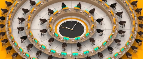 Mohammad HouHou: Il tempo che scandisce la vita degli struzzi