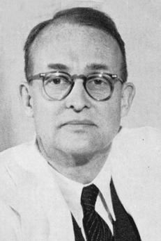 Dr Richard Day (1905-1989), che all'epoca era professore di Pediatria presso il Mount Sinai Medical School di New York. (Precedentemente aveva lavorato  come direttore medico al  Planned Parenthood Federation of America).