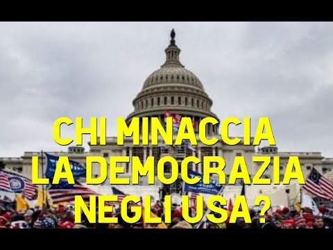 Cosa minaccia la democrazia negli Usa ed in Italia?