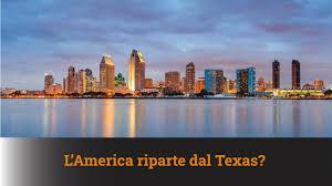 L'America riparte dal Texas ?