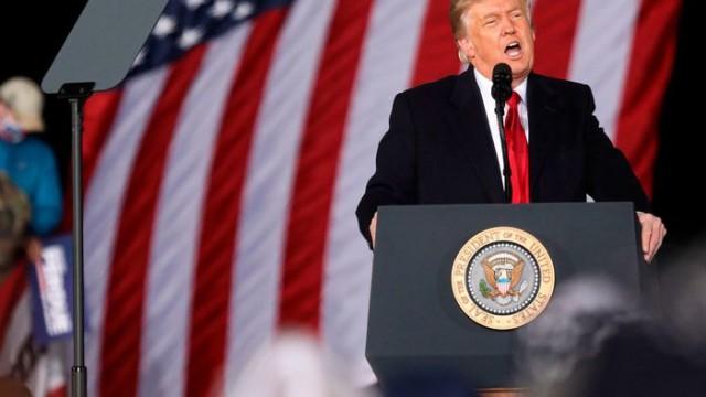 Il discorso di Trump in Georgia