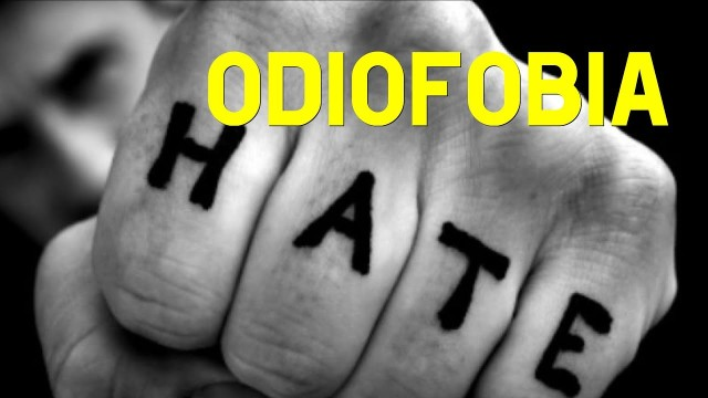 """Odiofobia: l'élite vuole che ci """"amiamo"""""""