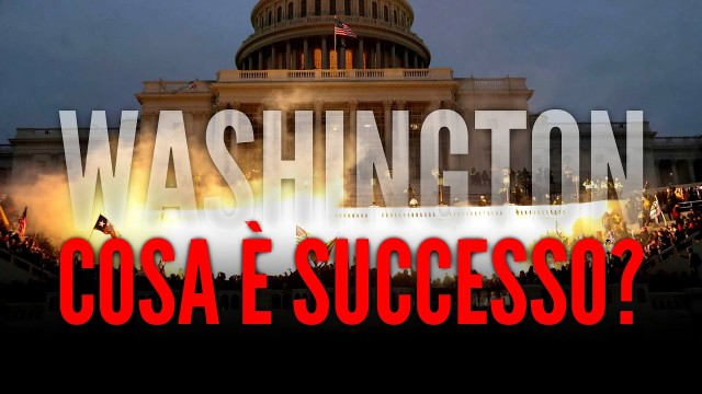 WASHINGTON: UNA PAGINA DI STORIA