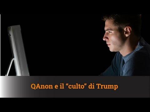 QANON E IL CULTO DI TRUMP