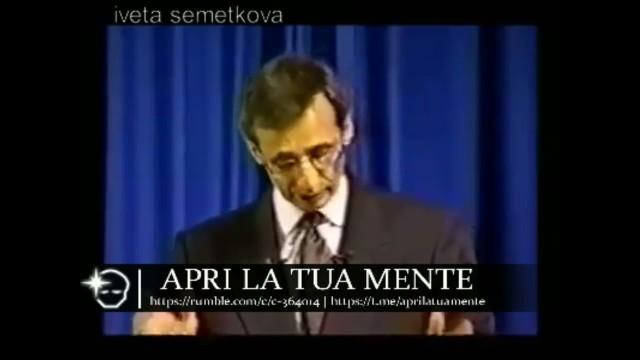 IL PROGETTO PANDEMICO DEL DR. PIERRE GILBERT NEL 1995