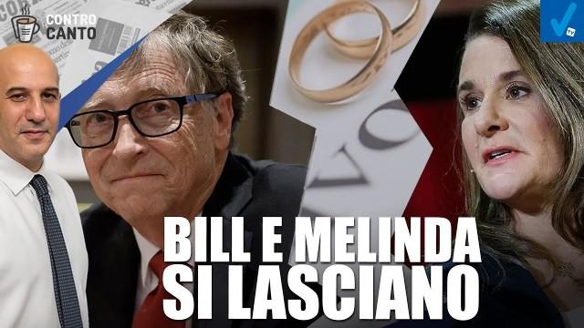 BILL E MELINDA SI LASCIANO