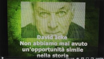 DAVID ICKE : UNA GRANDE OPPORTUNITA'