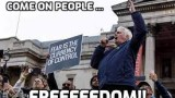 LONDON MARCH FOR FREEDOM – ORACLE FILMS