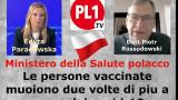 MINISTERO DELLA SALUTE POLACCO: I VACCINATI MUOIONO DUE VOLTE DI PIU'