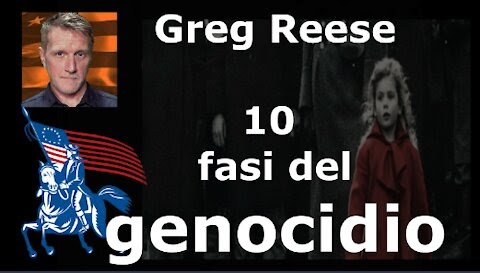 10 FASI DEL GENOCIDIO