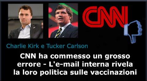 LA PROPAGANDA VACCINALE DELLA CNN