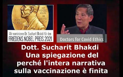 L'intera narrativa sulla vaccinazione è finita