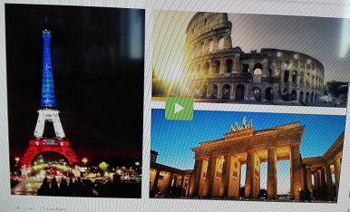 REPORTAGE DI ALCUNE DELLE MANIFESTAZIONI IN ITALIA-FRANCIA E GERMANIA