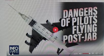 DANGERS OF PILOTS FLYING POST-JAB