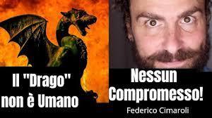 NESSUN COMPROMESSO, IL DRAGO NON È UMANO!