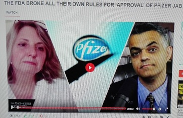 La FDA ha infranto tutte le sue stesse regole per l'approvazione del vaccino Pfizer
