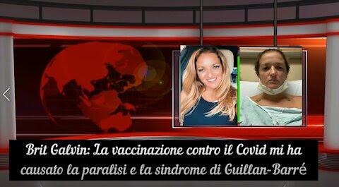 La vaccinazione contro il Covid mi ha causato la paralisi e la sindrome di Guillan-Barré