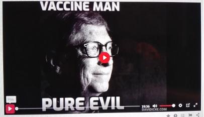PURE EVIL – VACCINE MAN – by David Icke